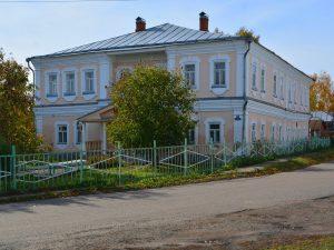 Дом купцов Толмачевых г. Цивильск